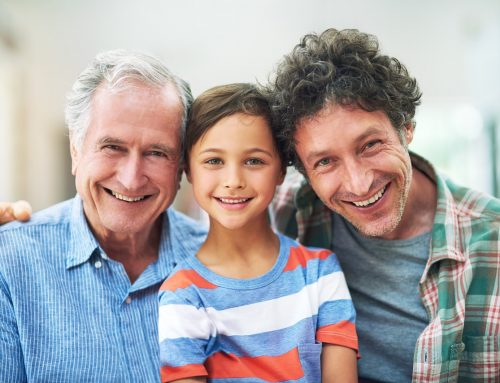 The Multi-Generational Sandwich: 3 Tips for a Healthy Perspective