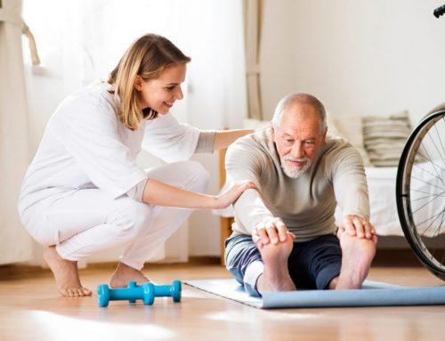 L'entraînement musculaire pour les personnes âgées