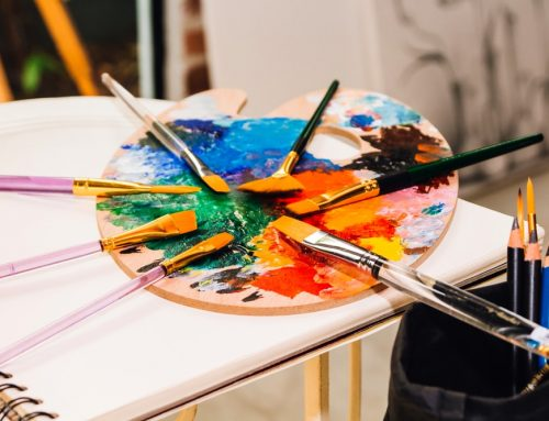 Get Your Creative Juices Flowing… It's Good for You