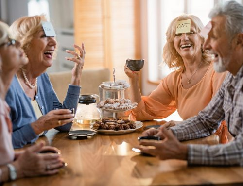 "How retirement communities benefit from built-in ""social circles"""