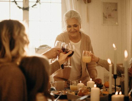 Leading Your Family Forward During the Holidays